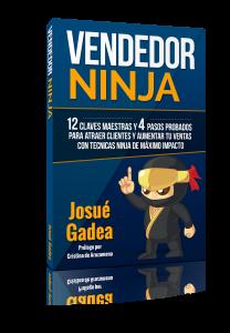 vendedor ninja libro