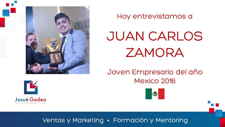 joven empresario mexico 2016